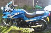 GPZ500 Metalic blue W reg Lovely fast bike £1200