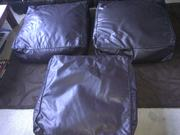 3 large beanbags