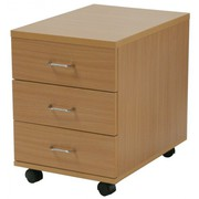 23% off on Three Drawer Pedestal
