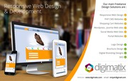 Top Freelance Web Designer in India: Digimatix