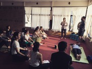 Yoga Alliance USA registered school in Rishikesh